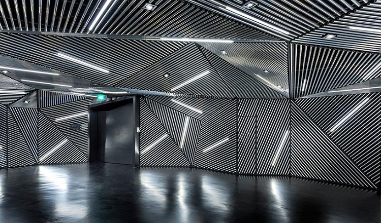 Luminarias y diseños que desafían la aplicación de la geometría ...