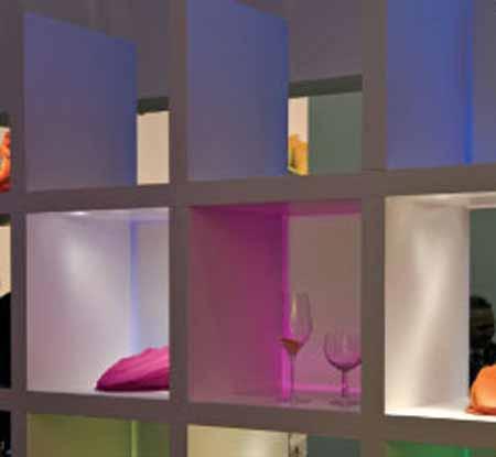 Sistema LED modular miniaturizado
