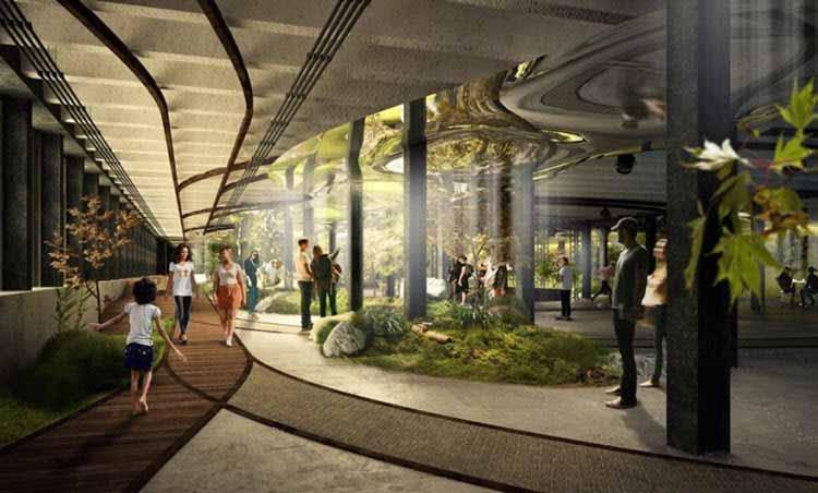 Utilizarán fibra óptica para llevar luz solar a estaciones del metro de Nueva York | Iluminación.net