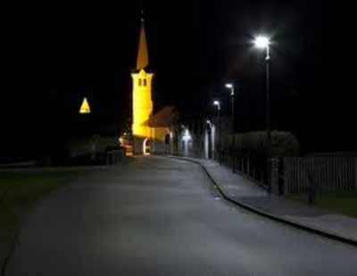 El primer pueblo en Europa que utiliza sólo tecnología LED en sus calles