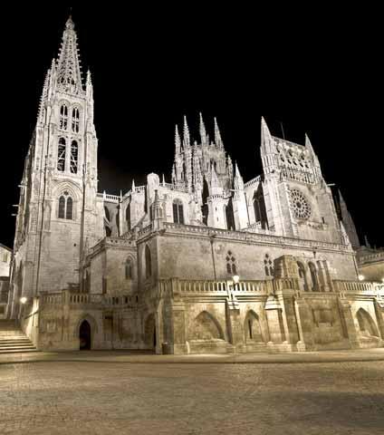 La Catedral de Burgos pionera en iluminación