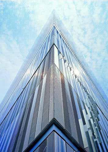 Más allá de la transparencia: la importancia de los cristales en la luz y la arquitectura