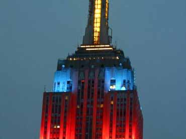 Cambiarán la iluminación del Empire State por tecnología LED