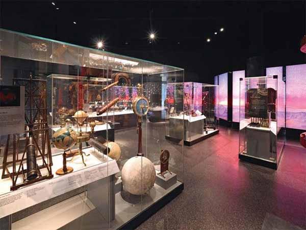 Nueva Iluminación Museística en Escocia