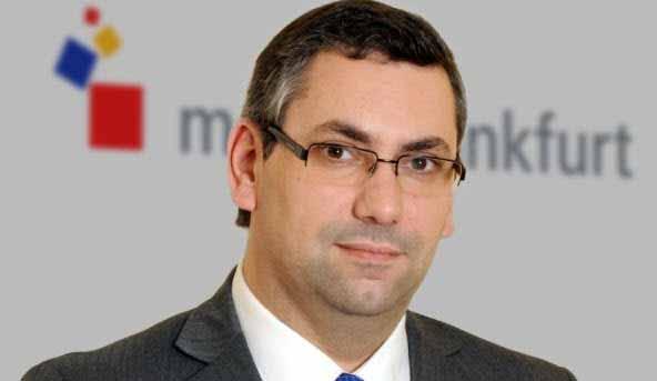 Messe Frankfurt nombró a Fernando Gorbarán como el nuevo Director Regional para América del Sur