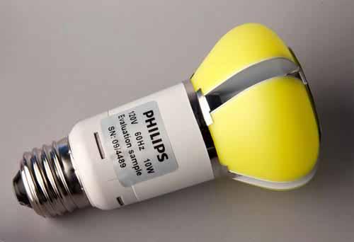 Presentan un foco LED que dura hasta 20 años