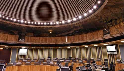 El proyecto del Parlamento Galés