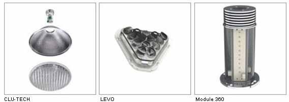 Tres nuevos módulos LEDs de Hessa