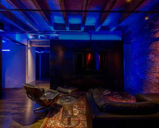 Un departamento cambia completamente gracias a su nueva iluminación LED
