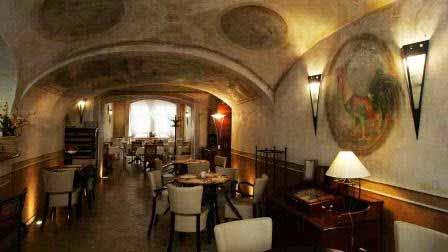 Iluminación LED en el Hotel Leonardo de Praga