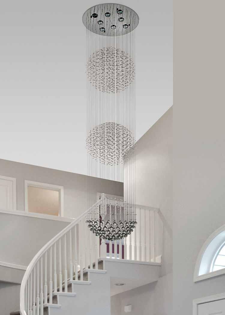 Ideas de iluminacion con caireles para iluminar y decorar for Ideas de iluminacion