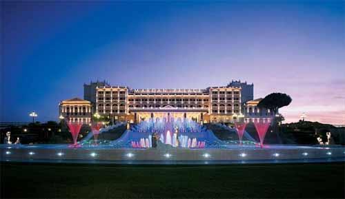 Mardan Palace - La luz entre Oriente y Occidente