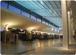 Terminal de Omnibus de la ciudad de Rosario