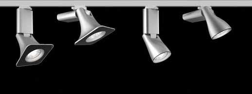 Nuevas familias de proyectores de Reggiani S.p.A. Illuminazione.