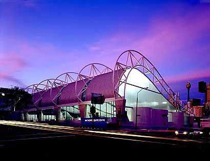 Nueva Iluminación para el Ian Thorpe Aquatic Centre en Sidney