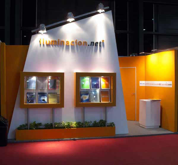 Iluminacion.net en la Biel Light & Building 2011