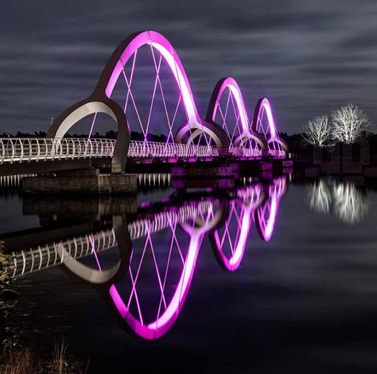 Nuevo Proyecto de Iluminación en Suecia