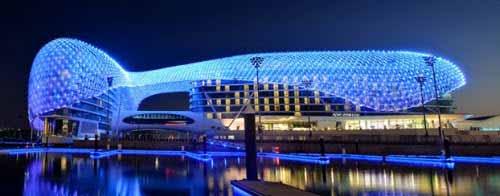 Uno de los proyectos de iluminación LED más grandes del mundo