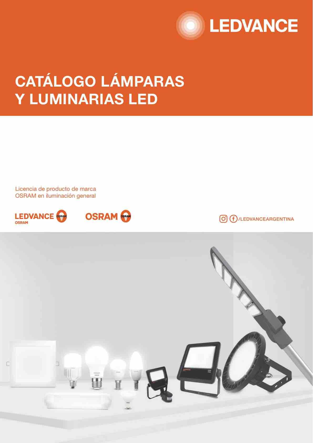 Catálogo de Luminarias y LED Lámparas wOP0nk