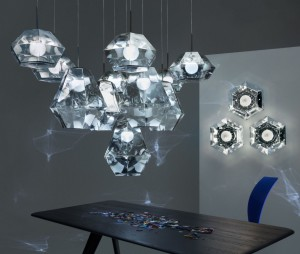 Lámpara Acqualuce   Diamante 2