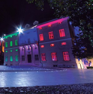 BAEL IluminaciónWall - 1 B36 RGB