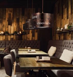 Lámpara Color Cálido | Coffee - JU1602-2