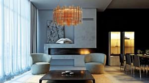 Lámpara Color Cálido | Cristal Sofia - 2080