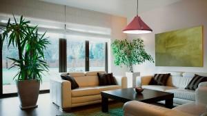 Color Cálido - Cuero Campana - JU-1600-9 - Colgante