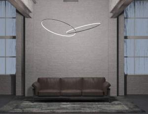 Lámpara GA iluminación | Colgante Ring-O2 - Colgante Ring - Colgante