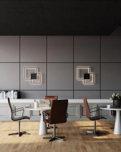 GSG Design - Lazo Indirecto - Aplique