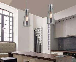 Lámpara Kinglight | Crom - 1402