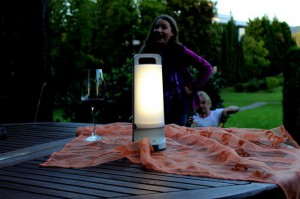 Lámpara Lutec | Lámpara Led Solar con USB - P9041