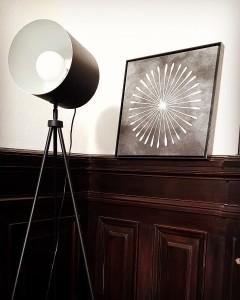 Plena Luz - TACHO - 5406 - Lámpara de Pie
