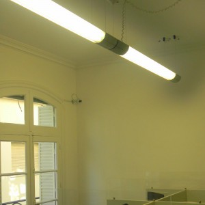 Punto Iluminación - Forma LED U