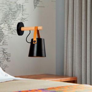 Lámpara 180 Grados | Grulla - 19044/BL - 19044/NE - Aplique