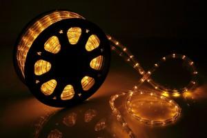 Lámpara 180 Grados | Manguera LED - 61043 - Amarillo