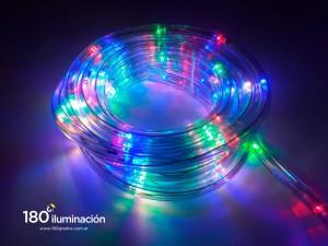 Lámpara 180 Grados | Manguera LED - 63025/5/MC - Multicolor