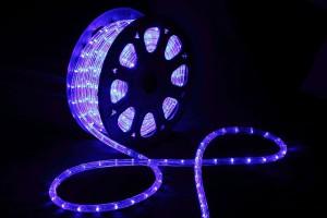 Lámpara 180 Grados | Manguera LED - 61043/VIO - Violeta