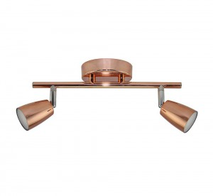 Lámpara 180 Grados | Moisés - 4008/02 cobre