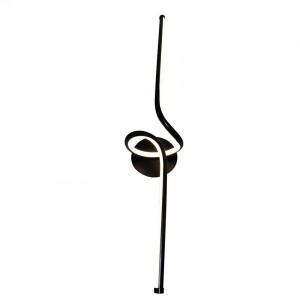 Lámpara 180 Grados | Sugus Negro - 18006/NE - Aplique