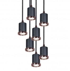 Lámpara Ara Iluminación | Copper/4 - Copper - Copper/7