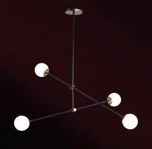 Lámpara Ara Iluminación | Kandinsk - KANDINSK-4 - Colgante