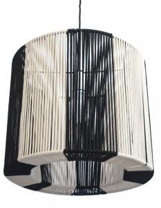 Lámpara Artelamp | Kiron Blanca y Negra