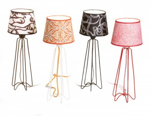 Lámpara Artelamp | Voliere veladores cónicos