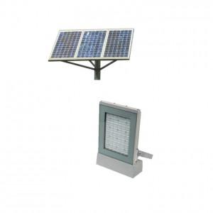 Lámpara BAEL Iluminación | Mega  - 40 Panel Solar