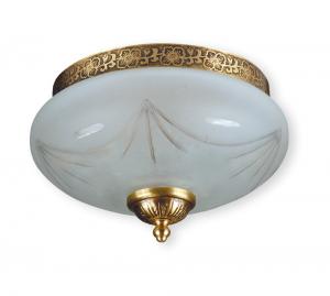 Lámpara Beyma | Tallado Estrella - 1026 - 1025 - 1027