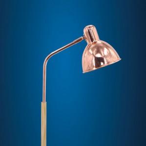 CandilLámpara De Pie Tulio - FL45221 CO - FL45221 NG - Lámpara de Escritorio