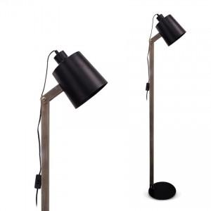 Lámpara Candil | Paulo - FL47772 NG - Lámpara de pie