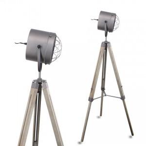 Lámpara Candil | Rufo - FL59541 GR - Lámpara de pie