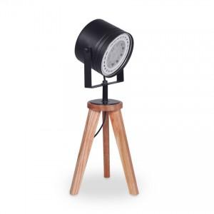 Lámpara Carilux | 1123N - 1123B - Velador